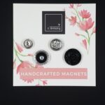 E-Artistry - Handcrafted Fashion Magnets