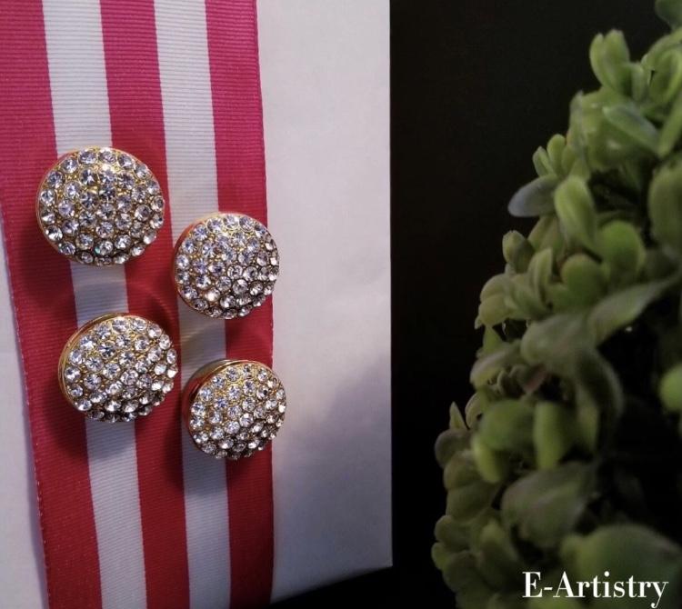 E-Artistry One-Of-A-Kind Handcrafted Vintage Magnets